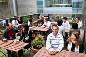 Estudiantes en iTTTi Vancouver