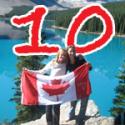 10 razones para estudiar en Canadá