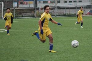 Futbol en Bodwell High School Vancouver