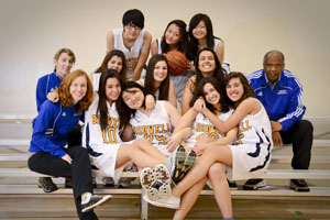 Basket Ball en High School Vancouver