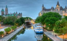 Paquetes de intercambio en Ottawa