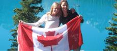 Conoce más sobre intercambios y Canadá