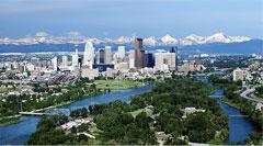 Estudia en Calgary