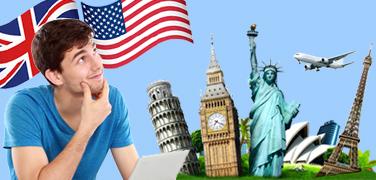 ¿Te gustaría aprender inglés en otro país?