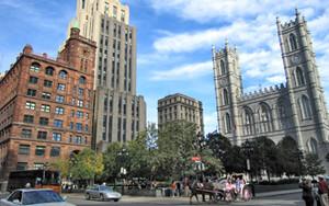 Estuda em Montreal