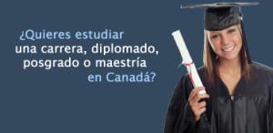 posgrados en Canada